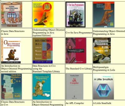 buddbooks