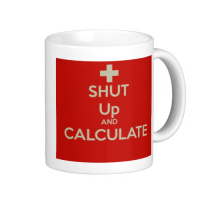 ShutUpAndCalculateMug