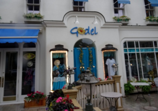 GodelStore